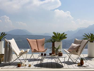 Comment aménager une terrasse de charme ?