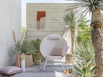 Comment avoir une déco de terrasse moderne ?